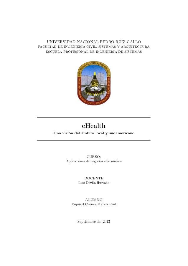 UNIVERSIDAD NACIONAL PEDRO RUÍZ GALLO FACULTAD DE INGENIERÍA CIVIL, SISTEMAS Y ARQUITECTURA ESCUELA PROFESIONAL DE INGENIE...