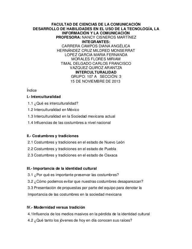 FACULTAD DE CIENCIAS DE LA COMUNICACIÓN DESARROLLO DE HABILIDADES EN EL USO DE LA TECNOLOGÍA, LA INFORMACIÓN Y LA COMUNICA...