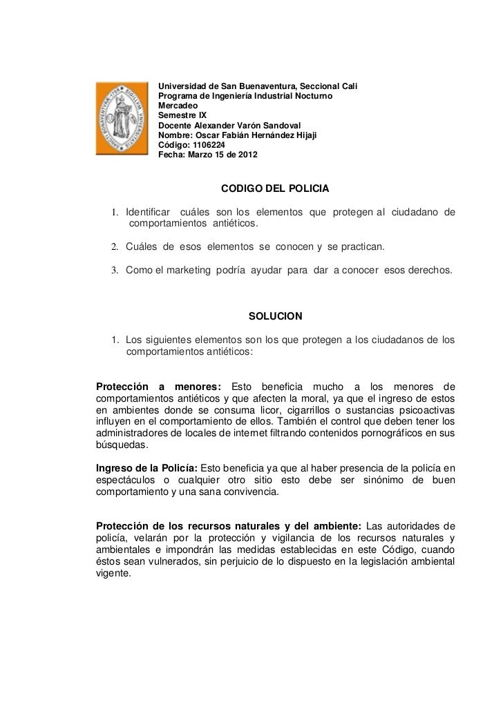 Universidad de San Buenaventura, Seccional Cali             Programa de Ingeniería Industrial Nocturno             Mercade...