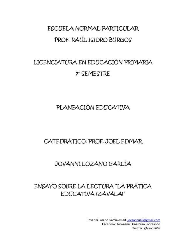 Jovanni Lozano García email: jovaannii16@gmail.comFaceBook: Joovaannii Gaarciiaa LoozaanooTwitter: @vaannii16ESCUELA NORMA...