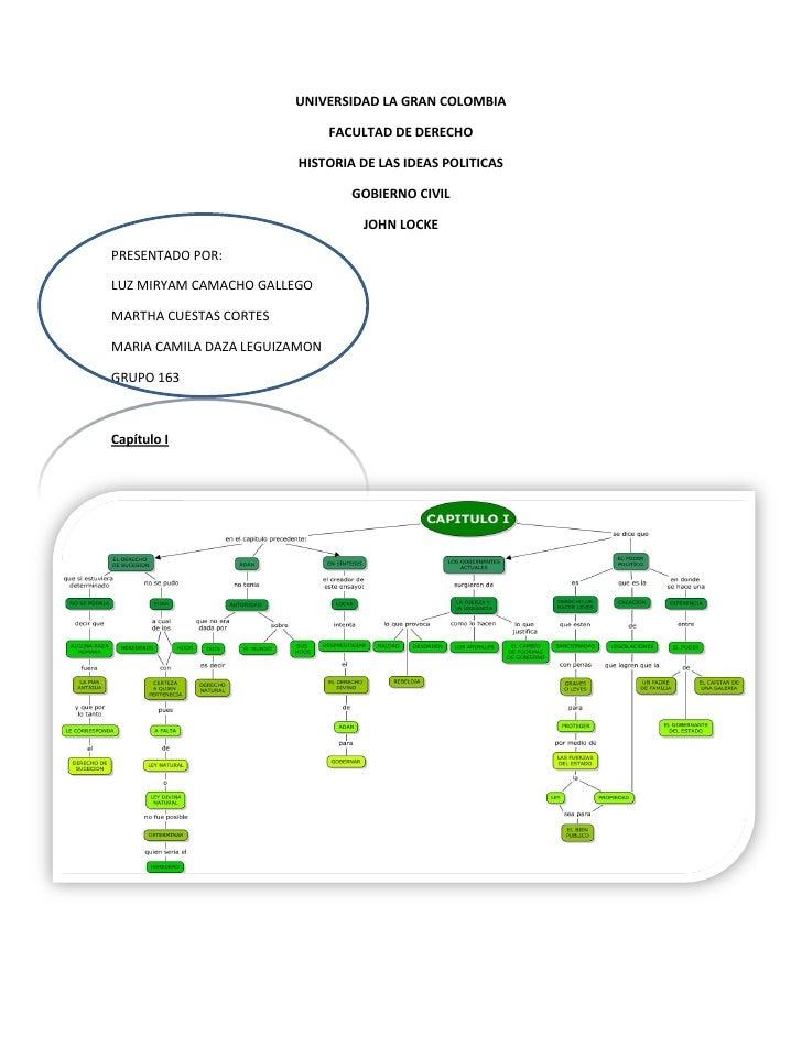 Ensayo sobre el gobierno civil john locke. historia de las