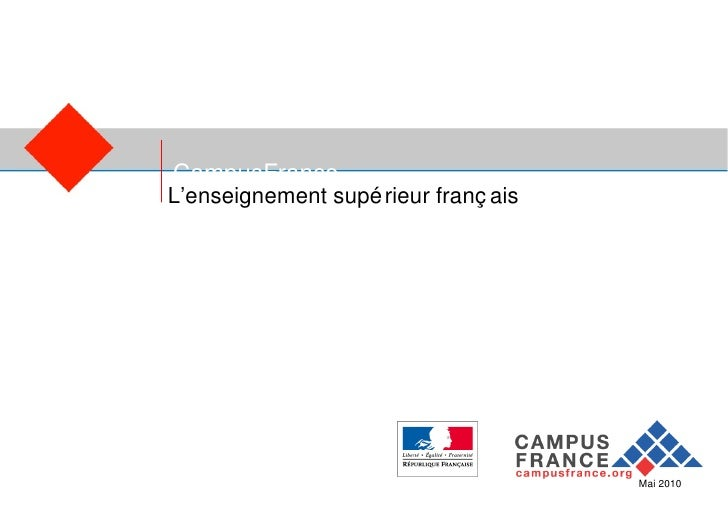Enseignement Supérieur Français