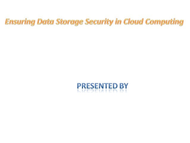 Cloud computing has been envisioned as the next-generation architecture of ITenterprise. In contrast to traditional soluti...