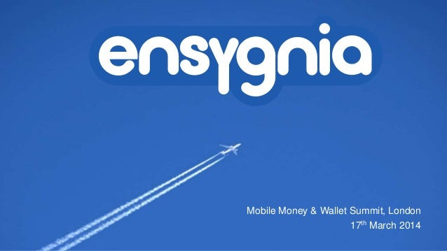 Mobile Money For The Bottom of The Pyramid... Serving the unbanked...