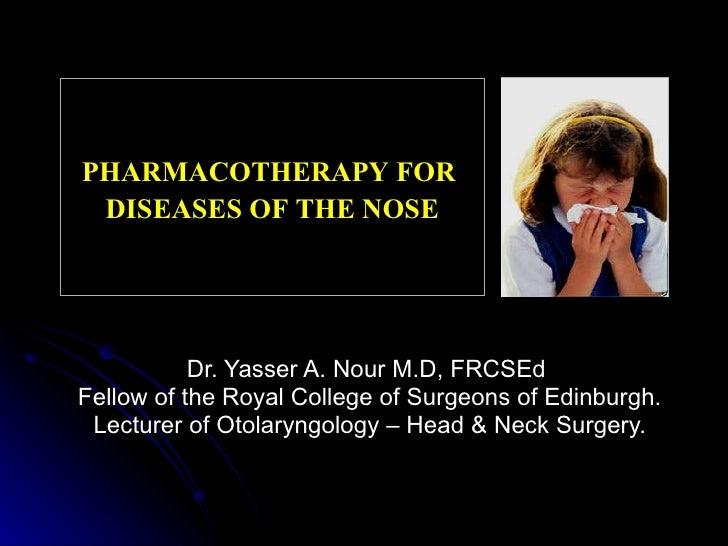 Ent By Prof. Dr.Yasser Nour.