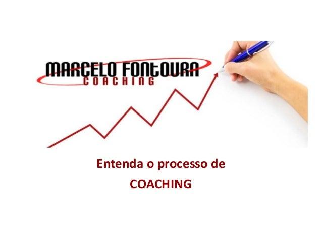 Entenda o processo de coaching - Marcelo Fontoura Coaching