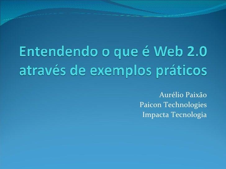Entendendo O Que é Web 2