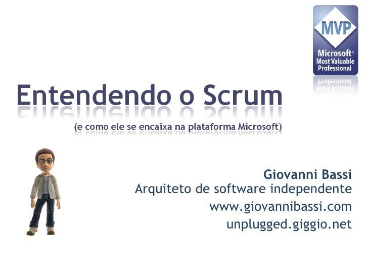 Entendendo O Scrum (e como ele se encaixa na plataforma Microsoft)