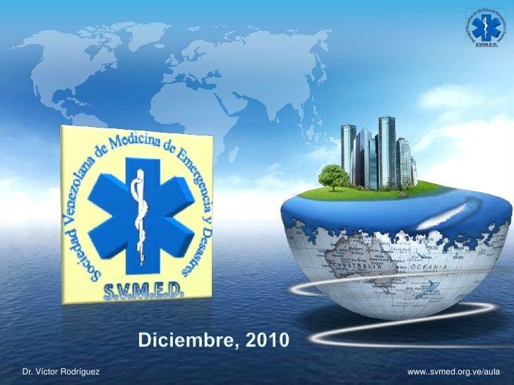 Entendiendo la atención en situaciones de desastres   soc v medicina emergencias y desastres