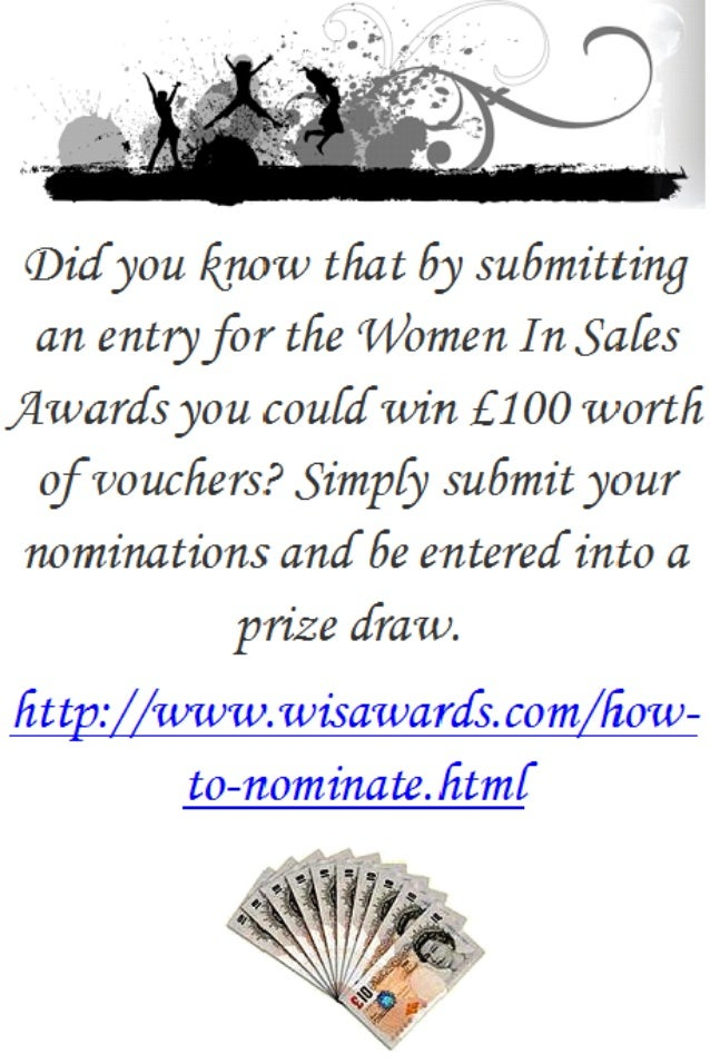 Nominate to Win