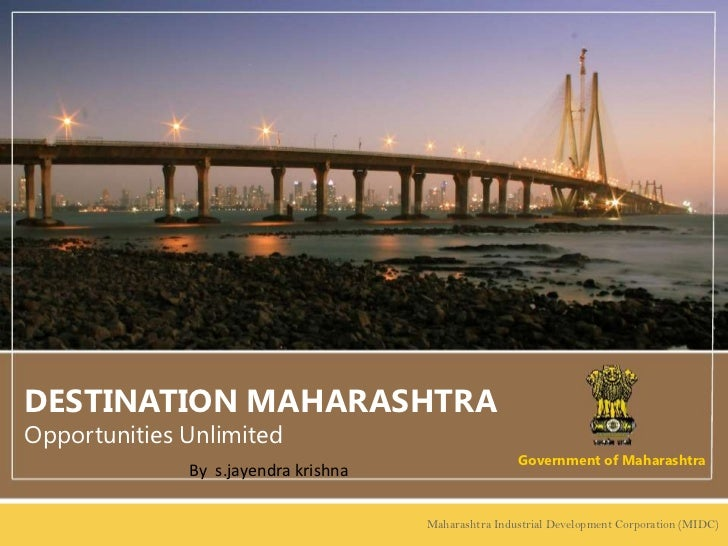 incentives given by Maharastra govt to Enterpeneurs