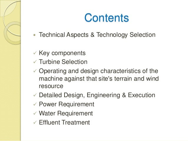 Key components of business plan