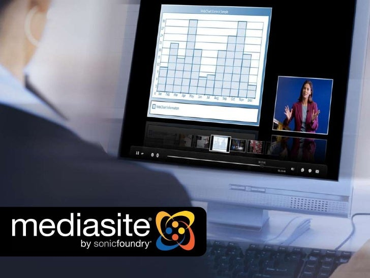 Who we are• Recognized as Best Webcasting Platform• 2000+ Mediasite customers• Publicly traded – NASDAQ: SOFO• Headquarter...