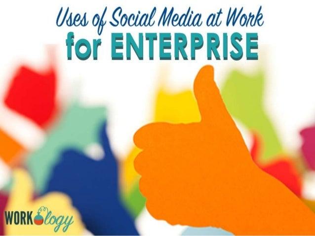 Enterprise social-media-use
