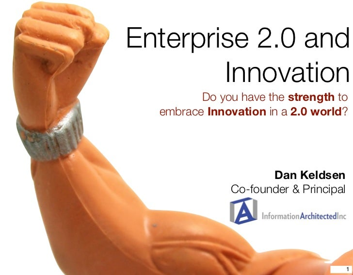 Do You Have the Strength to Embrace Innovation in a 2.0 World?