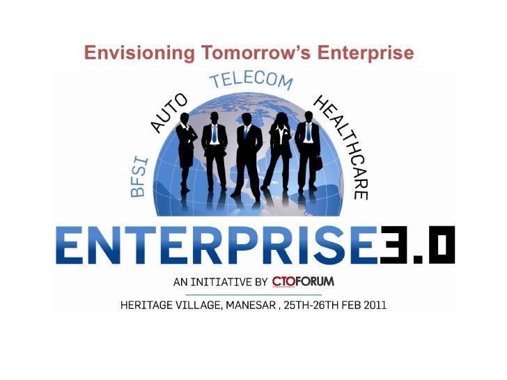 Envisioning Tomorrow's Enterprise