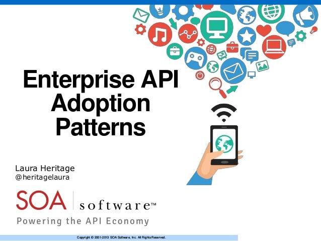 Enterprise API Adoption Patterns