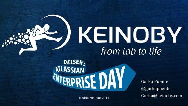 Atlassian & Deiser Enterprise Day - Madrid 2014