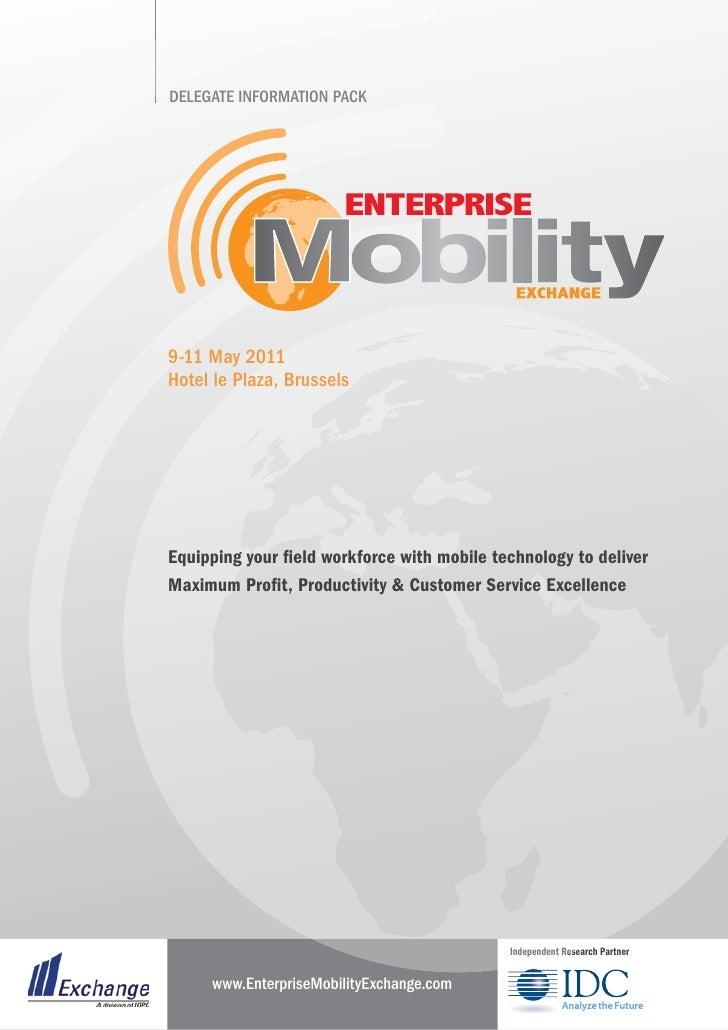Enterprise Mobility Exchange Brochure