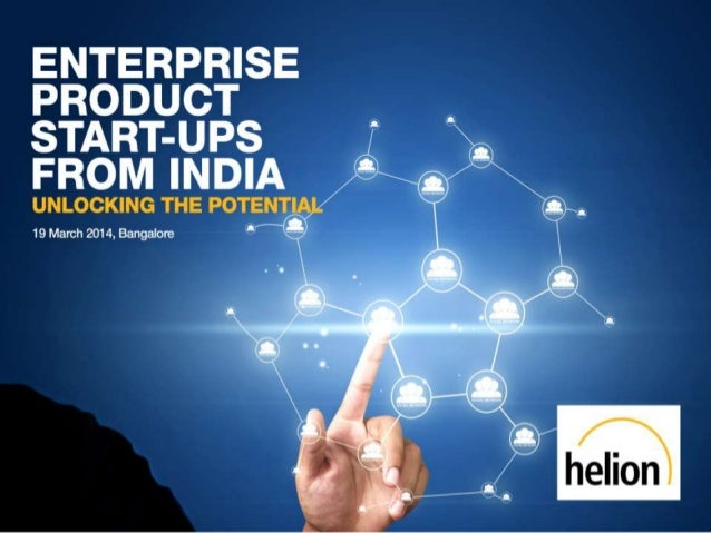 Enterprise product startups from India