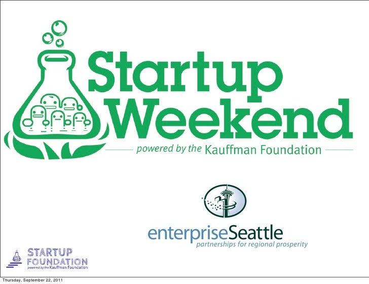 Enterprise Seattle Board Meeting Prez