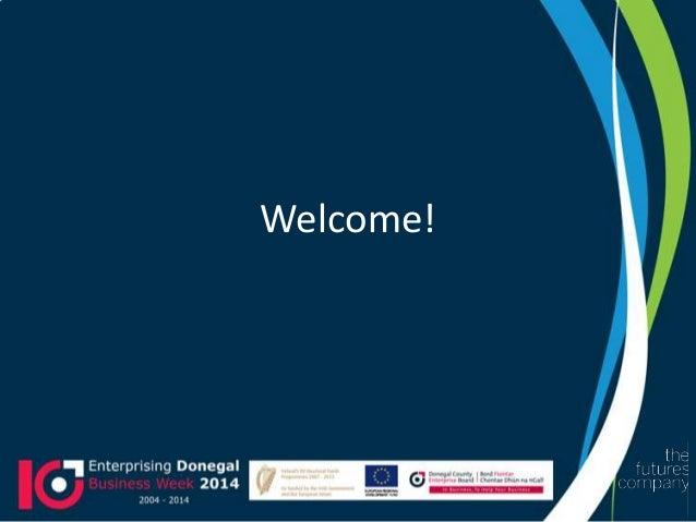 The Futures Company Enterprise Week 2014