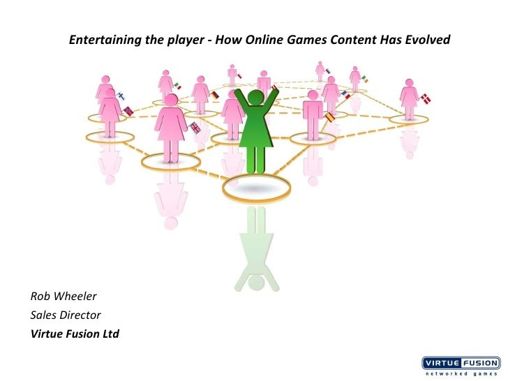 LAC 2010 - Entertaining The Player: How Online Games Content Has Evolved