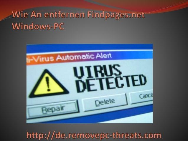 Findpages.net ist eine sehr destruktive Malwarebedrohung, die heimlich ruft über Windows-System installiert und richtet si...