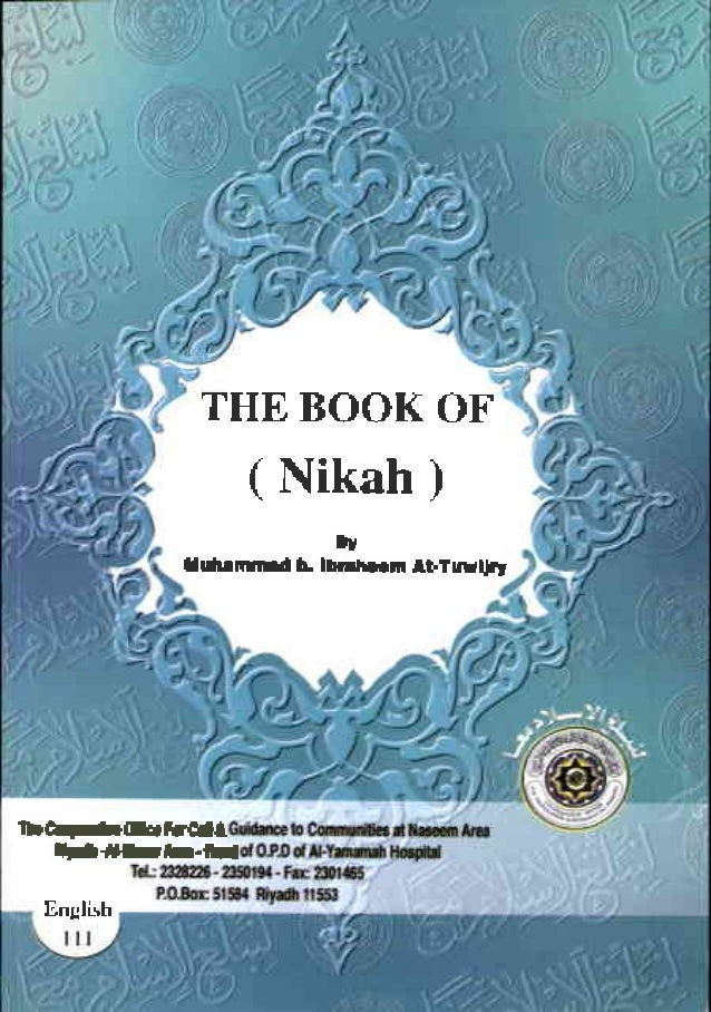 THEBOOKOF ( Nikah ) .eidL rtun&rrut