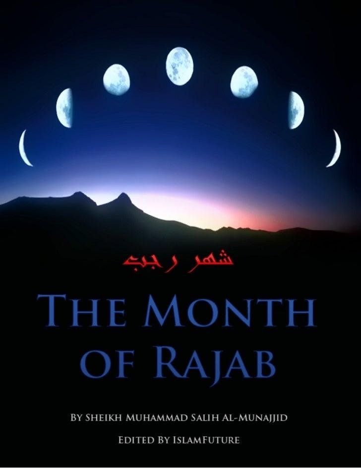 En the month_of_rajab