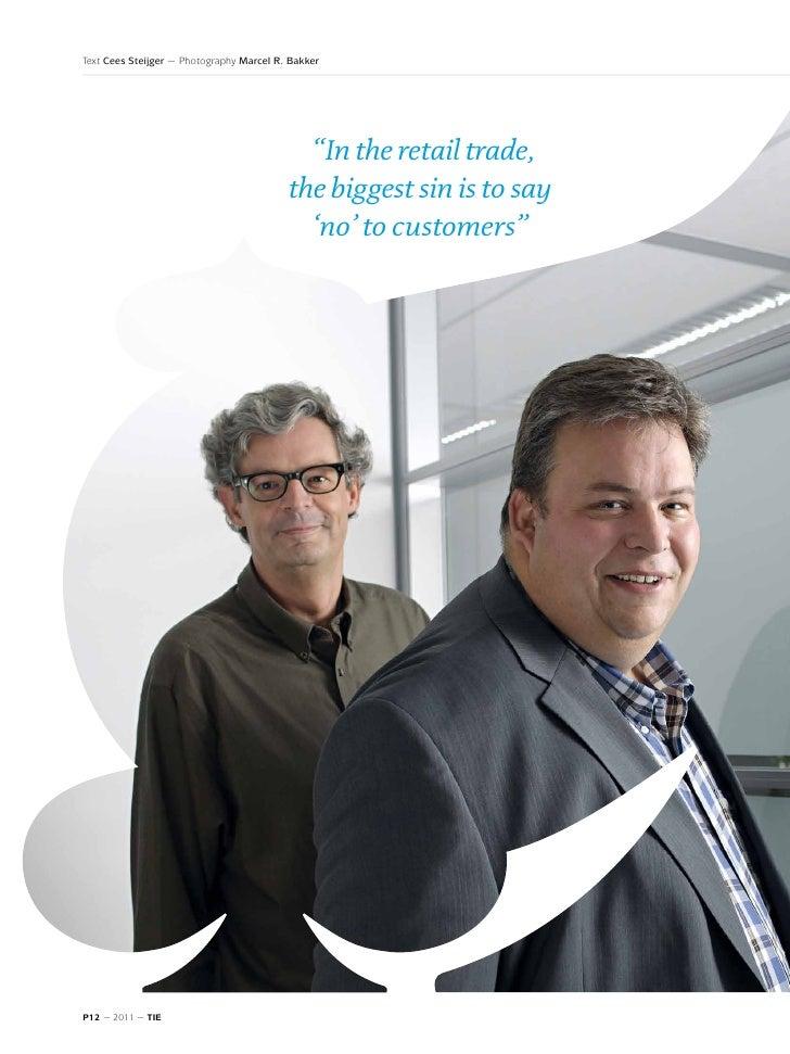 TIE Magazine #3: Capgemini chooses TIE EDI platform exclusively for retailers