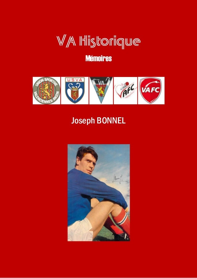 VA Historique Mémoires Joseph BONNEL