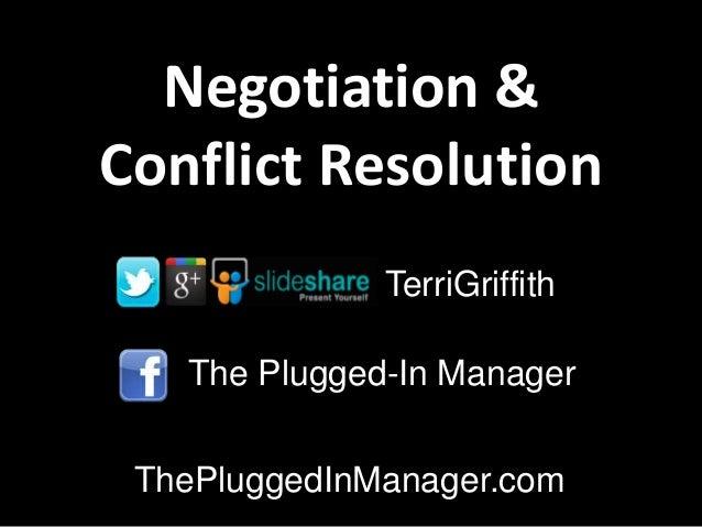 Negotiation for Entrepreneurs