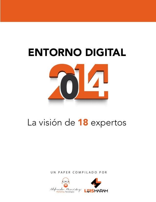 Entorno digital 2014