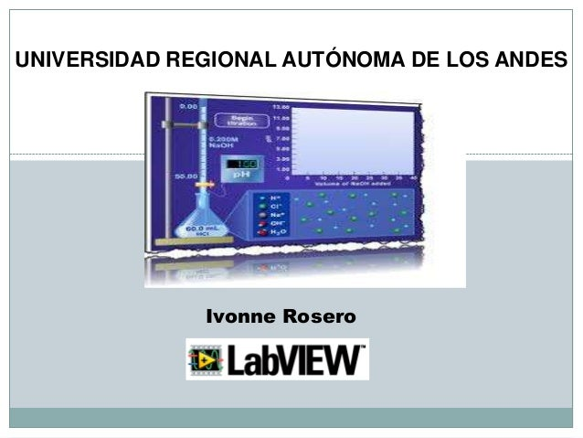 Entorno labview