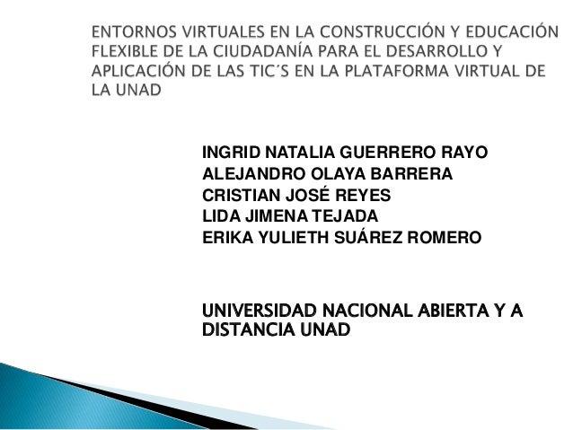 Entornos virtuales en_la_construccion_y_educacion_flexible_de_la_ciudadania_para_el_desarrollo_y_aplicacion_de_las_tic_s_en_la_plataforma_virtual_de_la_unad