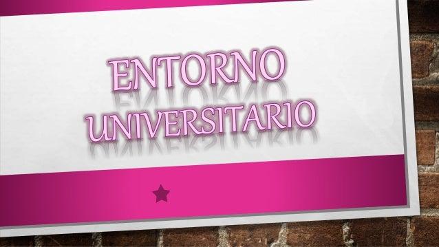 Entorno Universitario  Universidad de  Antioquia  Católica del Norte  Fundación Universitaria  El SENA  Corporación  Unive...