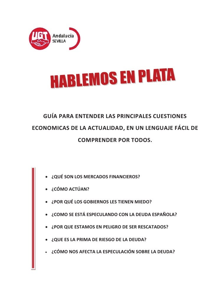 Realizado por J. R. Baena, del  Gabinete de Análisis de laUnión General de Trabajadores          de Sevilla
