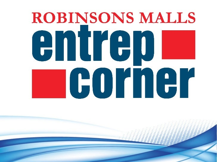 Entrep Corner  PPT