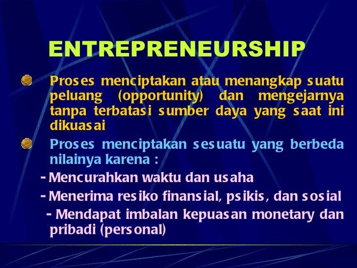 Entrepre mmt