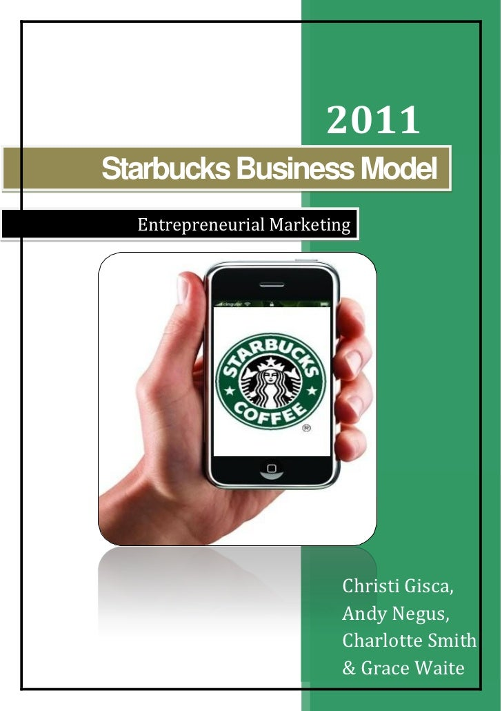Starbuck business plan