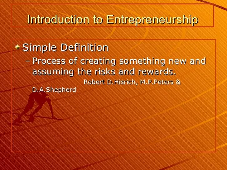 chapter 1 on entrepreneurship. Black Bedroom Furniture Sets. Home Design Ideas