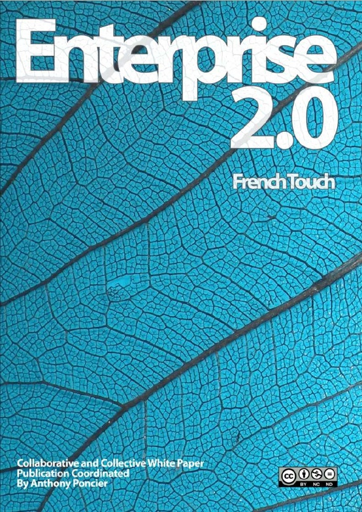 Enterprise 2.0, french touch : the white paper