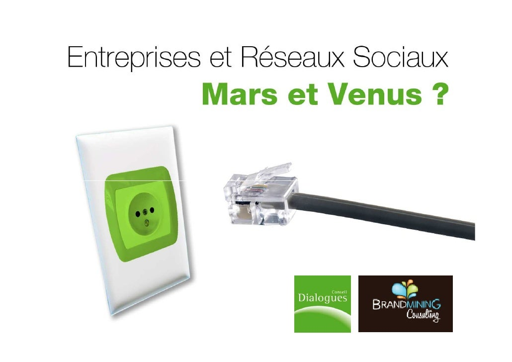© Dialogues & Brandmining Consulting – février 2010   1