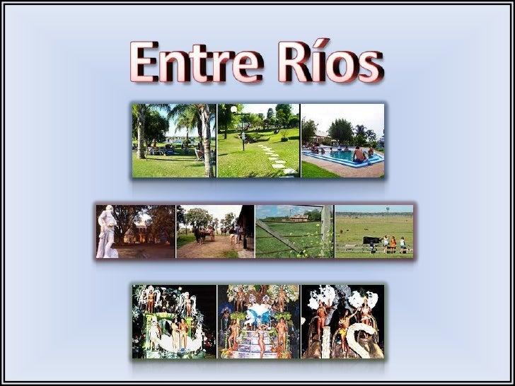 Entre Ríos<br />