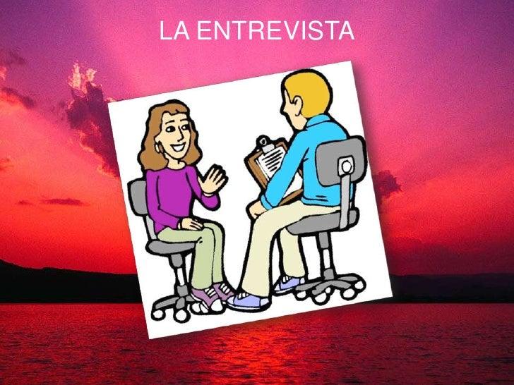 Entrevista español