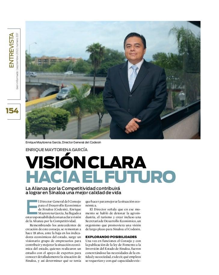 entrevista             bien informado | septiembre 2012 | número 337154                                                   ...