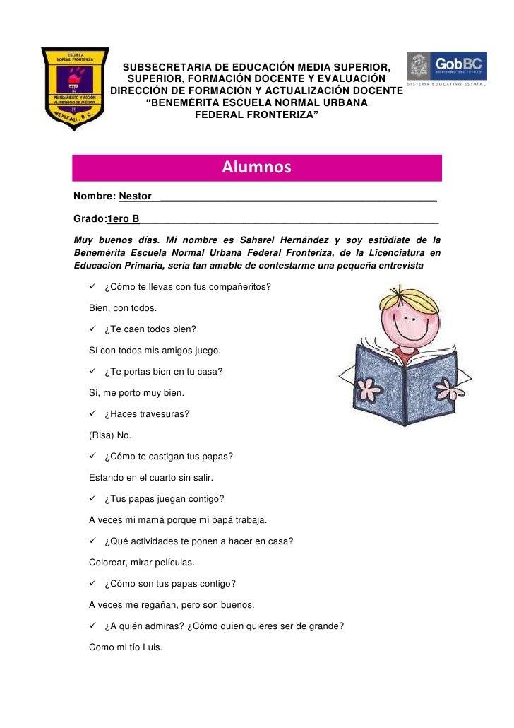 SUBSECRETARIA DE EDUCACIÓN MEDIA SUPERIOR,           SUPERIOR, FORMACIÓN DOCENTE Y EVALUACIÓN        DIRECCIÓN DE FORMACIÓ...