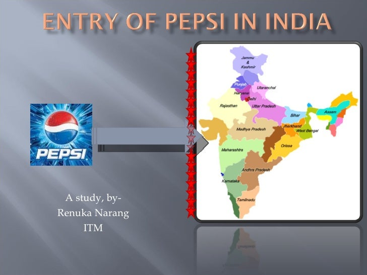 coke and pepsi learn to compete in india case study solution