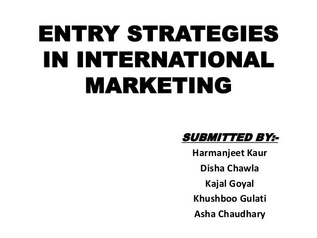 imrb international marketing strategies Marketing science is the thought leader of kantar imrb, tasked with ideation and   they have been used to frame and execute successful strategies across.